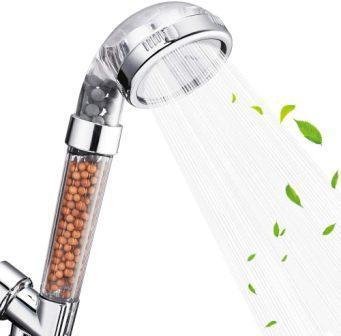 Aspior High Pressure Shower Head