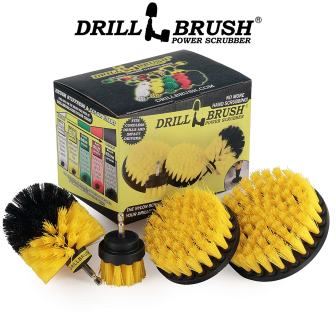 Drillbrush Nylon Power Brush