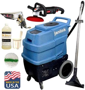 JaniLink Premium Portable Carpet Extractor