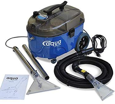 Portable Carpet Cleaner Extractor Cleaning Vacuum Machine by Aqua Pro Vac