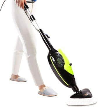SKG 1500W Powerful Non-Chemical 212F Hot Steam Mops & Carpet Cleaning Machines