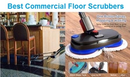 Top 10 Best Commercial Floor Scrubbers In 2020 Guide Reviews
