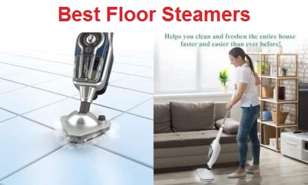 Top 15 Best Floor Steamers in 2020