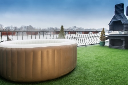 Top 15 Best Inflatable Hot Tubs in 2020