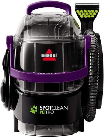 BISSELL SPOT CLEAN PET PRO PORTABLE CARPET CLEANER