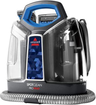 BISSELL SPOT CLEAN PROHEAT SPOT CLEANER REVIEW (5207F)