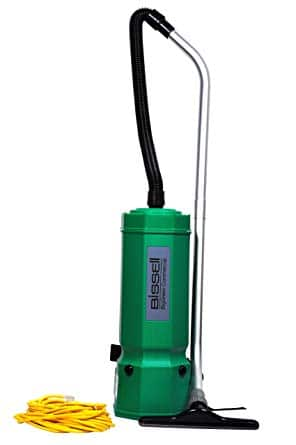 Bissell BigGreen Commercial BG1001 Backpack Vacuum