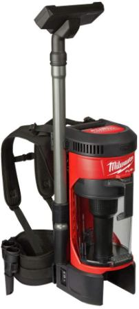 Milwaukee M18 Backpack Vacuum