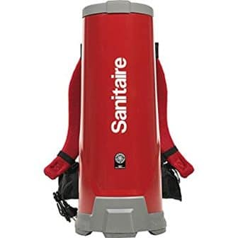 Sanitaire EUK530B 10Q Backpack Vacuum Cleaner