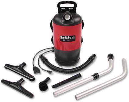 Sanitaire EURSC412B Backpack Vacuum