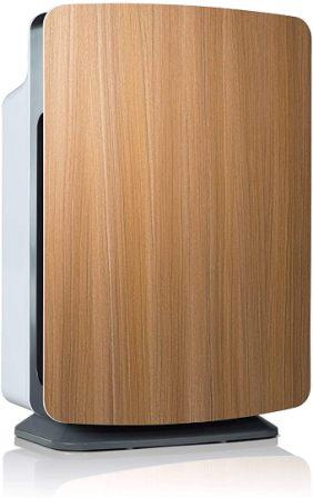 Breathesmart classic oak odor/pet dander air purifier from Alen