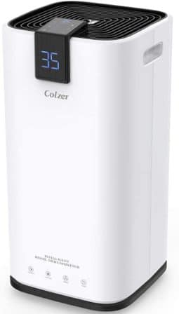 COLZER 70 Pints Dehumidifier PD223A