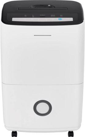 Frigidaire High-Efficiency 70-Pint White Dehumidifier