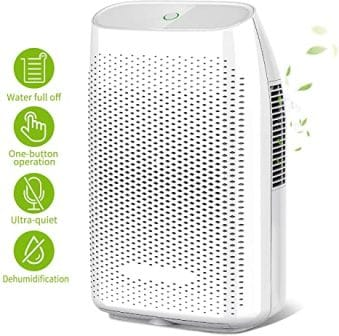 Honati Small Home Dehumidifier