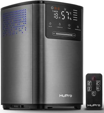 Hupro Premium Ultrasonic Cool & Warm Quiet Humidifier