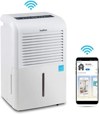 Ivation Energy Star Dehumidifier with Pump