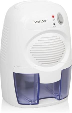 Ivation IVADM10 Thermo-Electric Dehumidifier