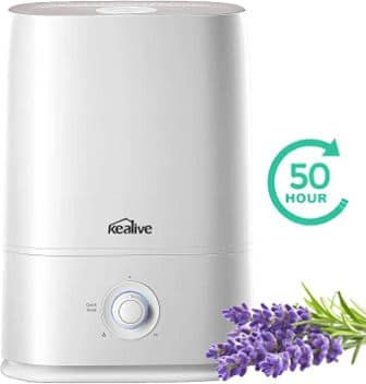 KEALIVE HUMIDIFIER FOR LARGE ROOMS