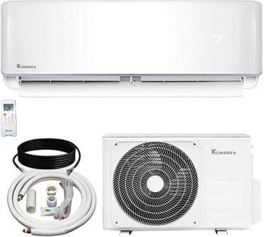 Klimaire Ductless Mini-Split Inverter Air Conditioner
