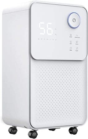 Luko 30 Pint Quiet Dehumidifier