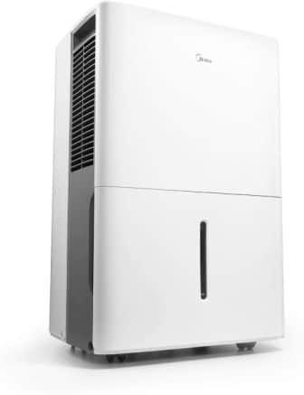 MIDEA Dehumidifier, MAD50C1ZWS