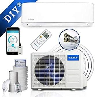 MRCOOL Ductless Mini-Split Air Conditioner