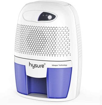 Portable Mini Dehumidifier from Hysure