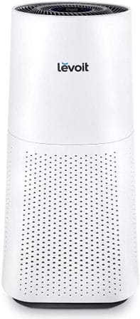 Purifier with true HEPA filter for 710 sq. ft. room from Levoit