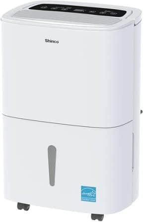SHINCO 70 Pint Dehumidifier with Built-in Pump