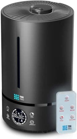 TBI PRO UPGRADED 2020 TOP-FILL HUMIDIFIER