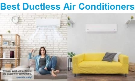 Top 14 Best Ductless Air Conditioners in 2020