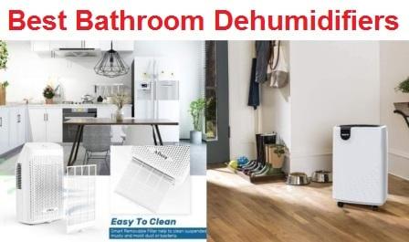 Top 15 Best Bathroom Dehumidifiers in 2020