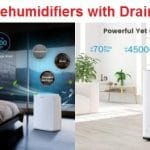 Top 15 Best Dehumidifiers with Drain Hose in 2020