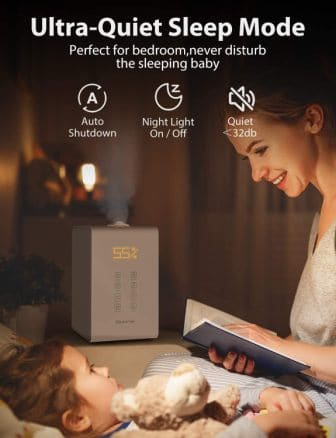 Top 15 Best Large Room Humidifiers in 2020