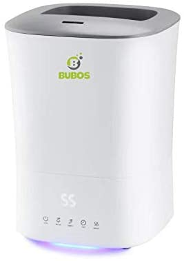 Warm Mist Humidifier by B Bubos