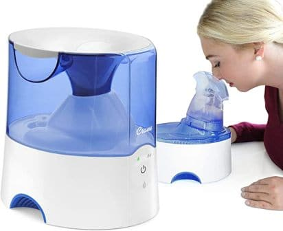 Warm Mist Humidifier by Crane
