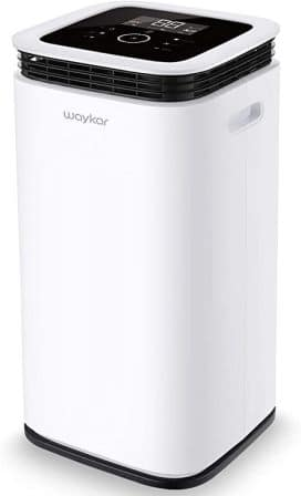 Waykar Portable Dehumidifier