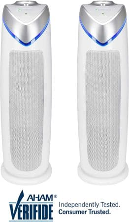 GermGuardian True HEPA Air Purifier AC4825W2PK