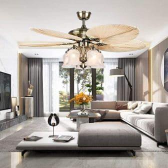52-inch premium ceiling by Luxurefan