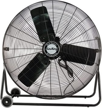 AIR KING 9230 HIGH-VELOCITY PIVOTING FLOOR FAN