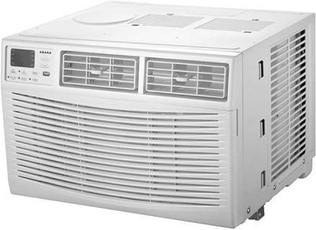 AMANA 12000 BTU 115V Window-Mounted Air Conditioner