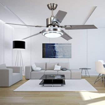 Andersonlight Modern LED Ceiling Fan