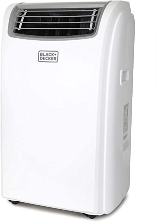 BLACK+DECKER BPACT12WT 12000 BTU Portable Air Conditioner (Top Pick)