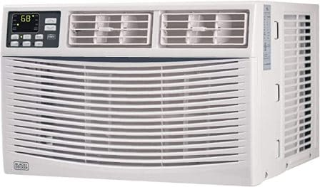 BLACK+DECKER BWAC12WT 12000 BTU ENERGY STAR Electronic Window Air Conditioner