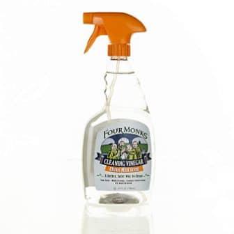 Four Monks Citrus Mint Scent Cleaning Vinegar
