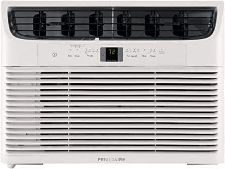 Frigidaire 12000 BTU 115V Window-Mounted Compact Air Conditioner