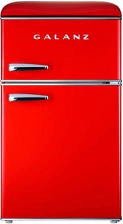 Galanz GLR35RDER Retro Refrigerator
