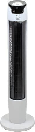 Genesis Remote-Controlled Sleek & Attractive Tower Fan