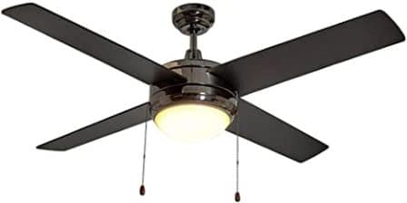 Hamilton Hills 50-Inch Ceiling Fan with Light