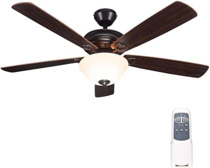 "Hykolity 52"" Indoor Ceiling Fan"